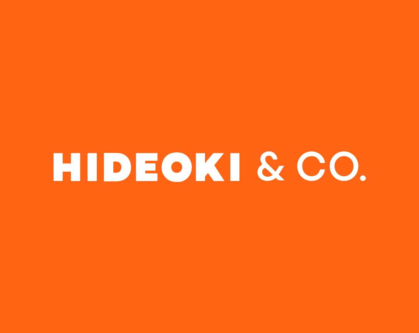 Company Turns 30 & Becomes Hideoki & Co.
