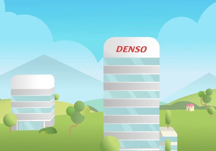 2016 First Animation DENSO Eco Vision 2025