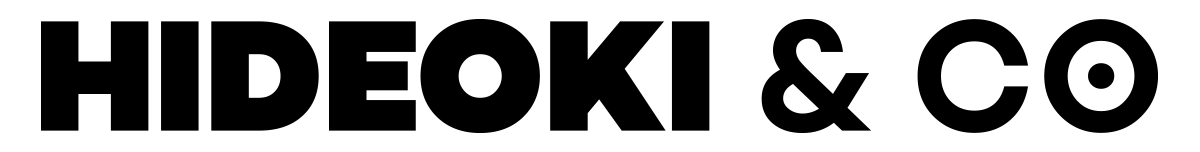 Hideoki 30 Years Logo